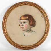 Milly Marbe-Fries, l.m.sig., dat. 1923Frankfurt/M. 1876 - 1947 Würzburg, 'Kinderportrait',