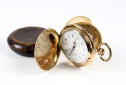 TAU Chronograph La Victoire 14K
