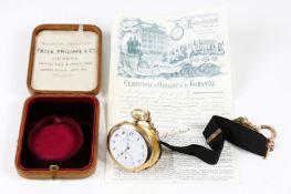 TAU Patek Philippe um 1900, 14K
