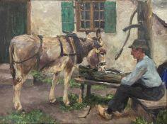 Max Bergmann zugeschrieben 1884-1955