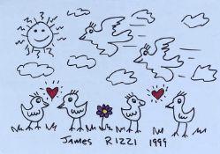 James Rizzi 1950-2011
