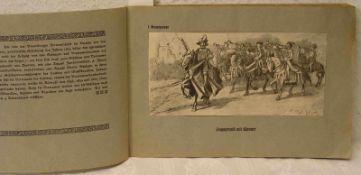 """Album """"Festschrift zur Jahrhundert Feier 1809 - 1909 des Landes Vorarlberg in Bregenz, 30."""