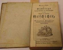 "Pfeufer, Benignus: ""Beyträge zu Bambergs Geschichte"". Bamberg bey Vinzens Dederich, 1791,"