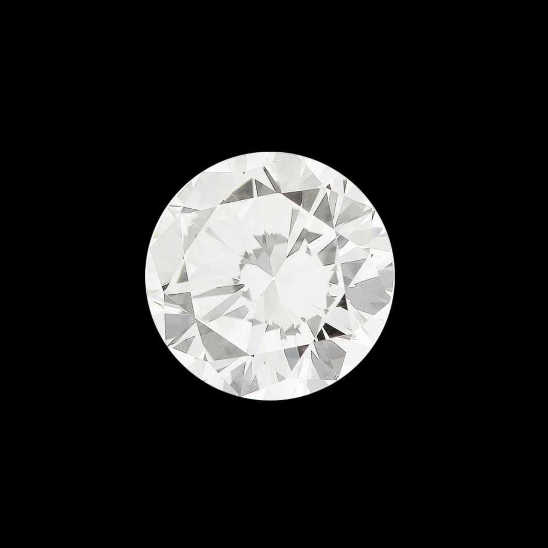 Diamant Diamant Brillantschliff F/vvs1 0,45 ct