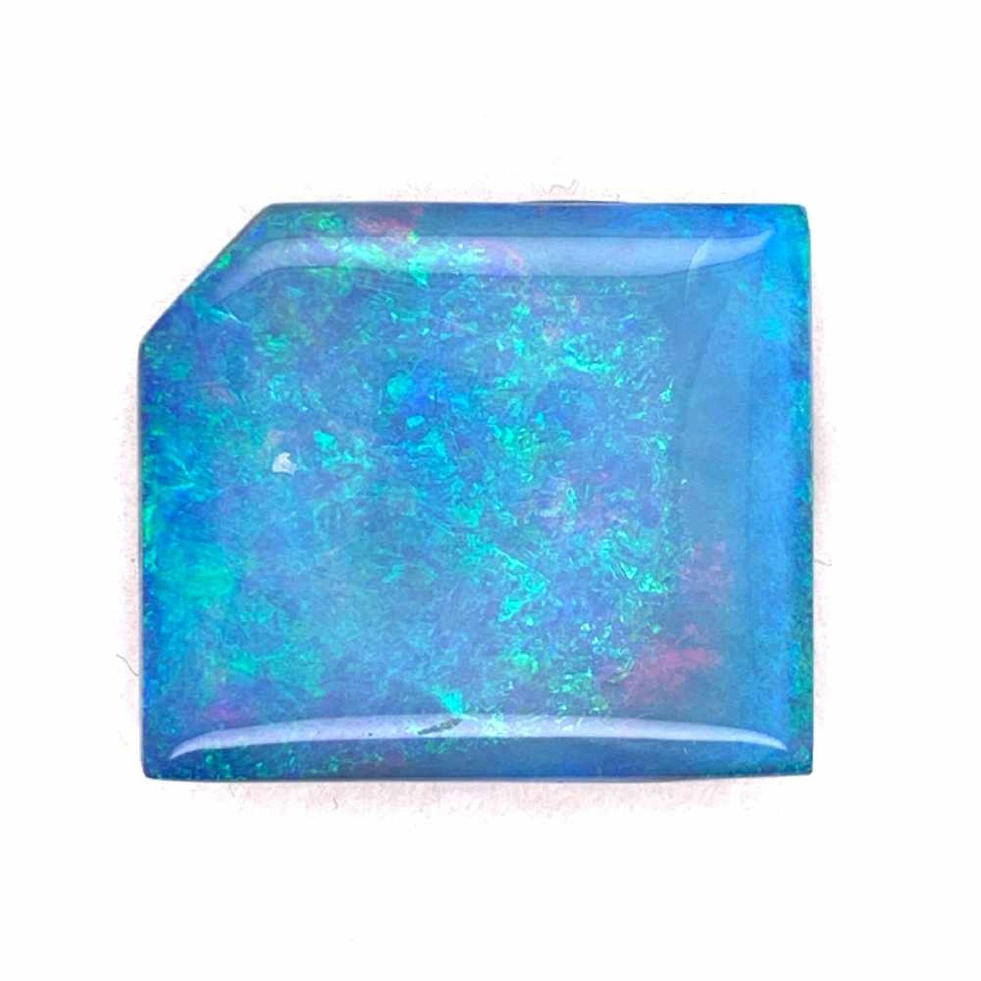 Opal Opal 23,62 ct Triplette 25,60 x 22,02 h 5,54