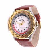 Armbanduhr DELMA Meridian GMT, Gesamtgewicht: 43,36 g, Geschlecht: Herren, Referenz: 4679801Y, Werk: