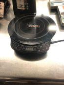Nuwave 2 induction cooktop