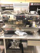 La Marzocco cappuccino machine