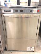 Champion U/C Dishwasher