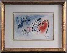 Marc Chagall 1887-1985. Die Zirkusreiterin