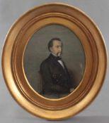 Porträt des Otto Rau 2.8.1819 - 28.7.1881<