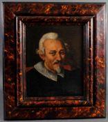 Portrait eines feinen Herren, 18. Jahrhundert, wohl flämisch<