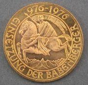 Österreich, 1000 Schilling, 12,5 g Feingold