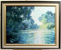Claude Monet Dietz Replik