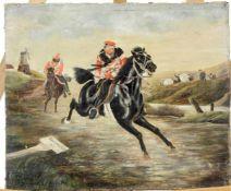 "Um 1830 "" reitende Hussaren """