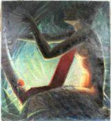 """Ikier, Franz von ( 1888 - 1964 ) """" Sirene """""""