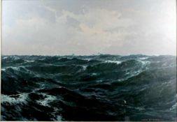 """Sterbik, Hans ( 1907 - 1944 ) """" Meereswogen """""""