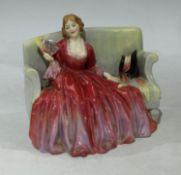 A Royal Doulton Sweet and Twenty figure, HN1298, printed and painted marks to base