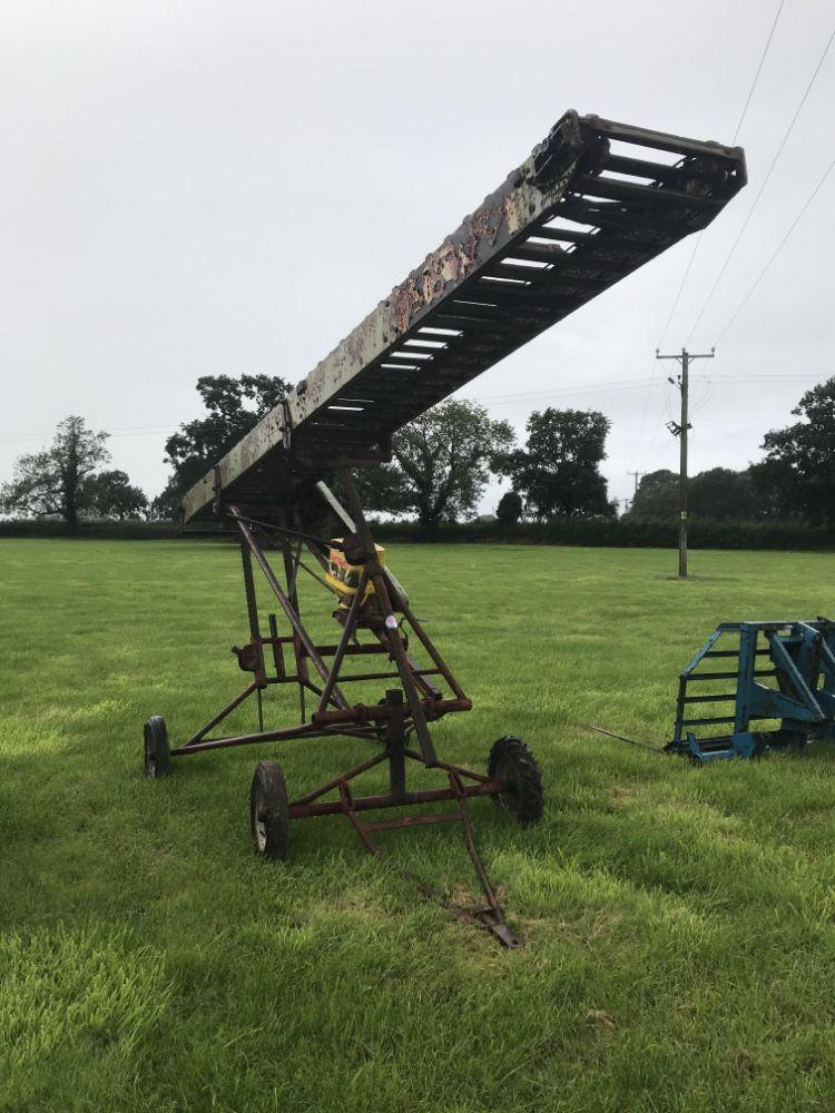 Farm Machinery Dispersal Sale - Stoke Hall Farm, Cheshire