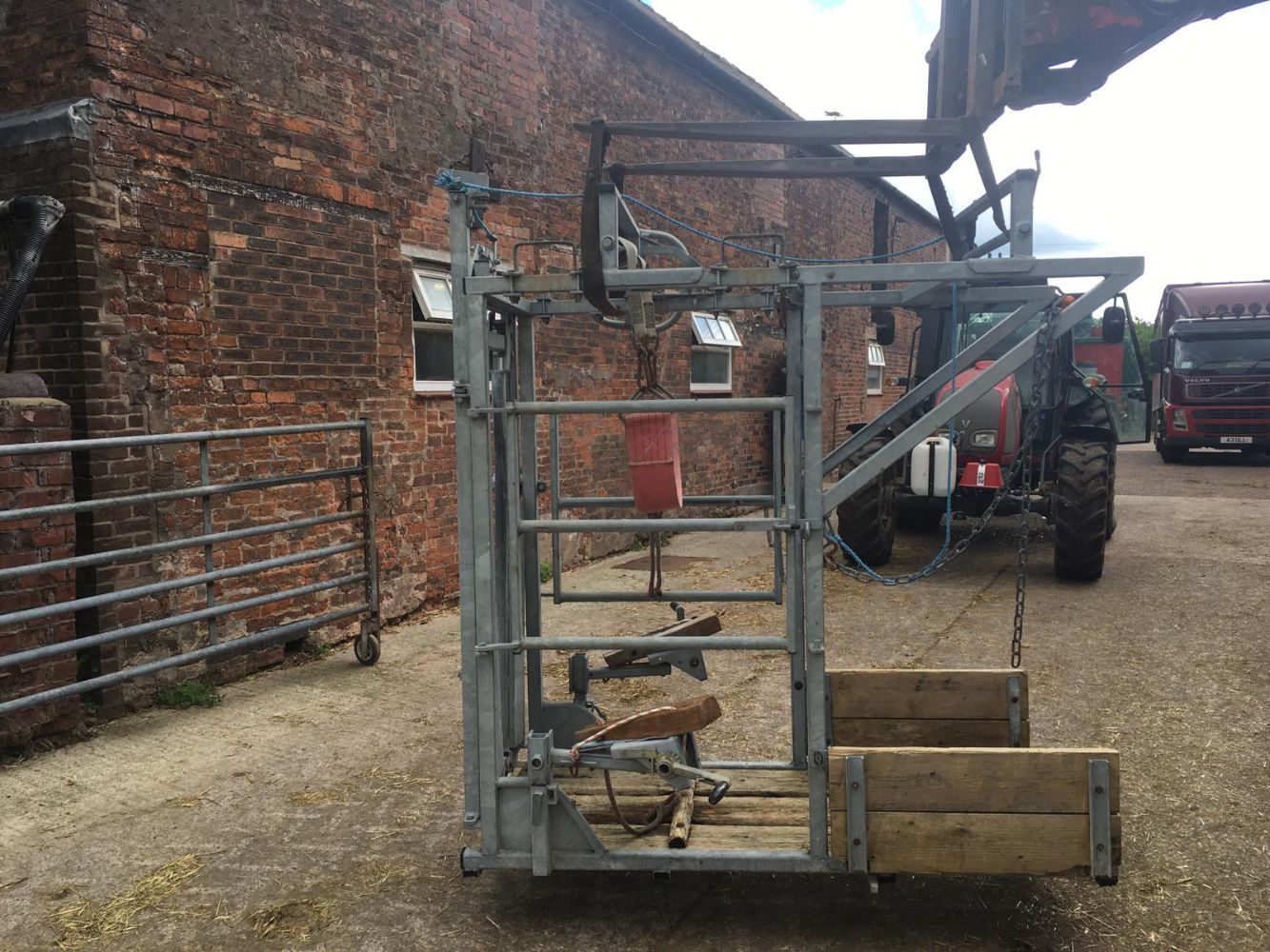 KELSALL COLLECTIVE MACHINERY SALE - 4TH SEPTEMBER 2020