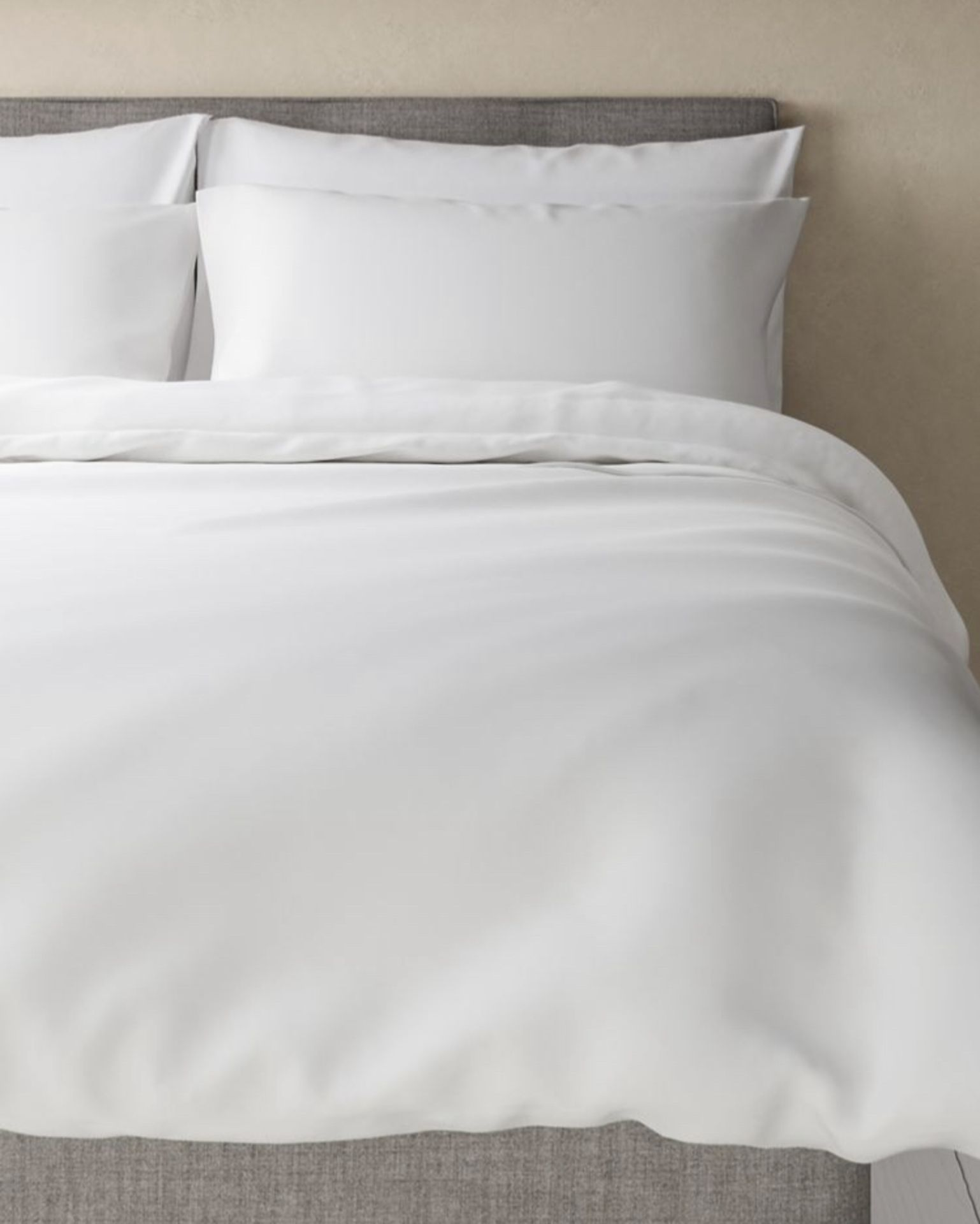 Lot 50 - Luxury Non-Iron Egyptian Cotton Duvet Cover, King Size
