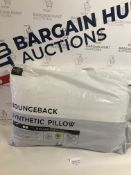 Bounceback Synthetic Pillow