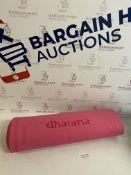 Dharana Yoga Mat Non Slip Pro Eco Friendly TPE Thick 6mm