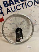 Tru-build Wheels RGR720 Rear Wheel - Silver, 16 x 1.75 Inch
