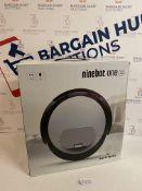 Ninebot by Segway One S2 Self-Balancing Wheel - White RRP £499