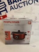 Morphy Richards Sear and Stew Slow Cooker