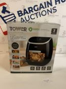 Tower 5 in 1 Air Digital Fryer Oven (for contents, see image) RRP £87.99