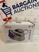Swan ProSteam Generator Iron RRP £49.99