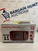 Morphy Richards Microwave Digital Solo