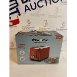   1x   Drew&Cole Rapid 2 Wide Slot Toaster   Refurbished   No Online Resale   SKU 5060541515833  