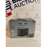   1x   Drew&Cole Rapid 2 Wide Slot Toaster   Refurbished   No Online Resale   SKU 5060541515871  