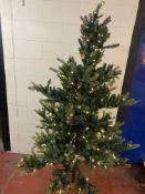 Lit large Christmas Tree RRP £140