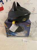 Batman Boys 3D Bat Safety Helmet 53-56