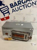 Daewoo Glass Toaster RRP £58.99
