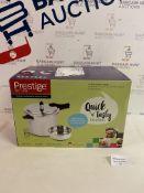 Prestige Sleek and Simple 6L Pressure Cooker