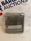 Velvet Eyelet Curtains RRP £99