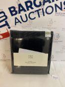 Lined Velvet Curtains Pencil Pleat RRP £99