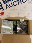Brand New Extreme Science Survival! By Ross Piper Paperback, box of approximately 80 copies