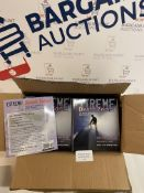 Brand New Extreme Science Death Zone by Ross Piper Paperback, box of 100 copies