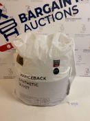 Bounceback Synthetic 10.5 Tog Duvet, Single