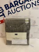 Lined Velvet Pencil Pleat Curtains RRP £89