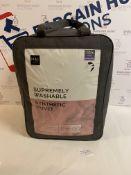 Supremely Washable Synthetic 10.5 Tog Duvet, Super King RRP £47.50