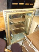 Gilt Framed Mirror 30 x 42 inches