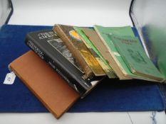 9 books on farming etc