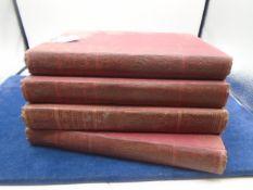 The Practical small holder - JW Hurst Vol 1-4 CR 1920/40's