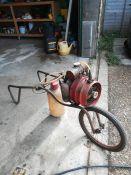 Vintage Garden Sprayer